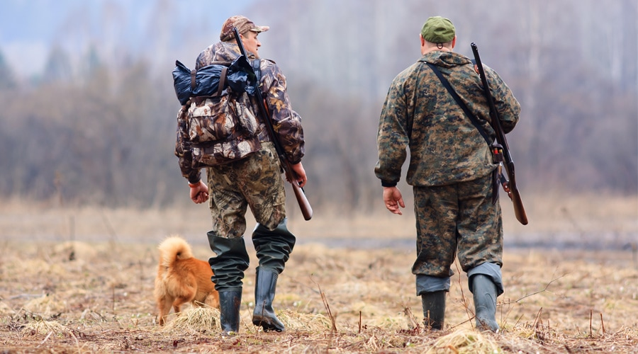 Do you need a hunting license on private property